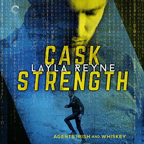 Cask Strength audiobook cover art