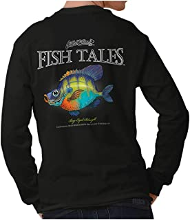 inktastic Crappie Fish Long Sleeve Creeper