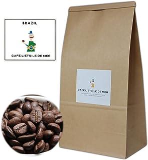 コーヒー豆 スペシャリティコーヒー ブラジル・フクダトミオ ドライドオンツリー 200g シングルオリジン 中深煎り・フルシティロースト (豆のまま)
