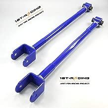 Ispeedytech FOR BMW E36 E46 X3 M3 Z4 E83 E85 E86 Adjustable Rear Lower Camber Control Arm (Blue)