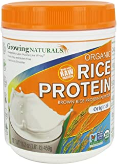 Growing Naturals Prtn Rice Pwdr Orgnl Org