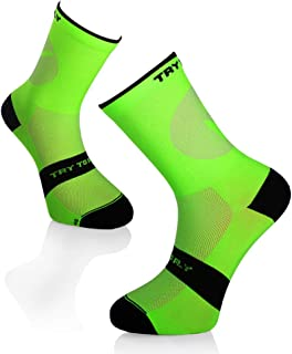 Try To Fly, Calcetines de ciclismo para hombre