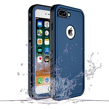 Gelink Waterproof Case for iPhone 7 Plus/ 8 Plus,Drop Resistant ...