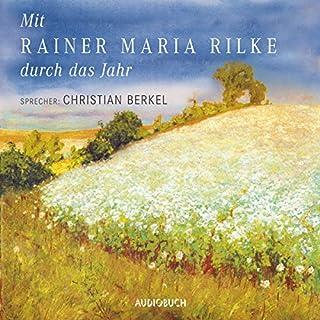 『Mit Rainer Maria Rilke durch das Jahr』のカバーアート