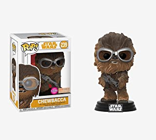 Funko Solo: A Star Wars Chewbacca (Flocked) Vinyl Exclusive