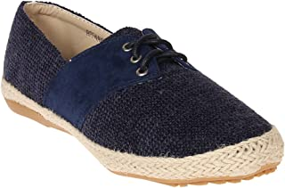 Red Pout Women Blue Shoes