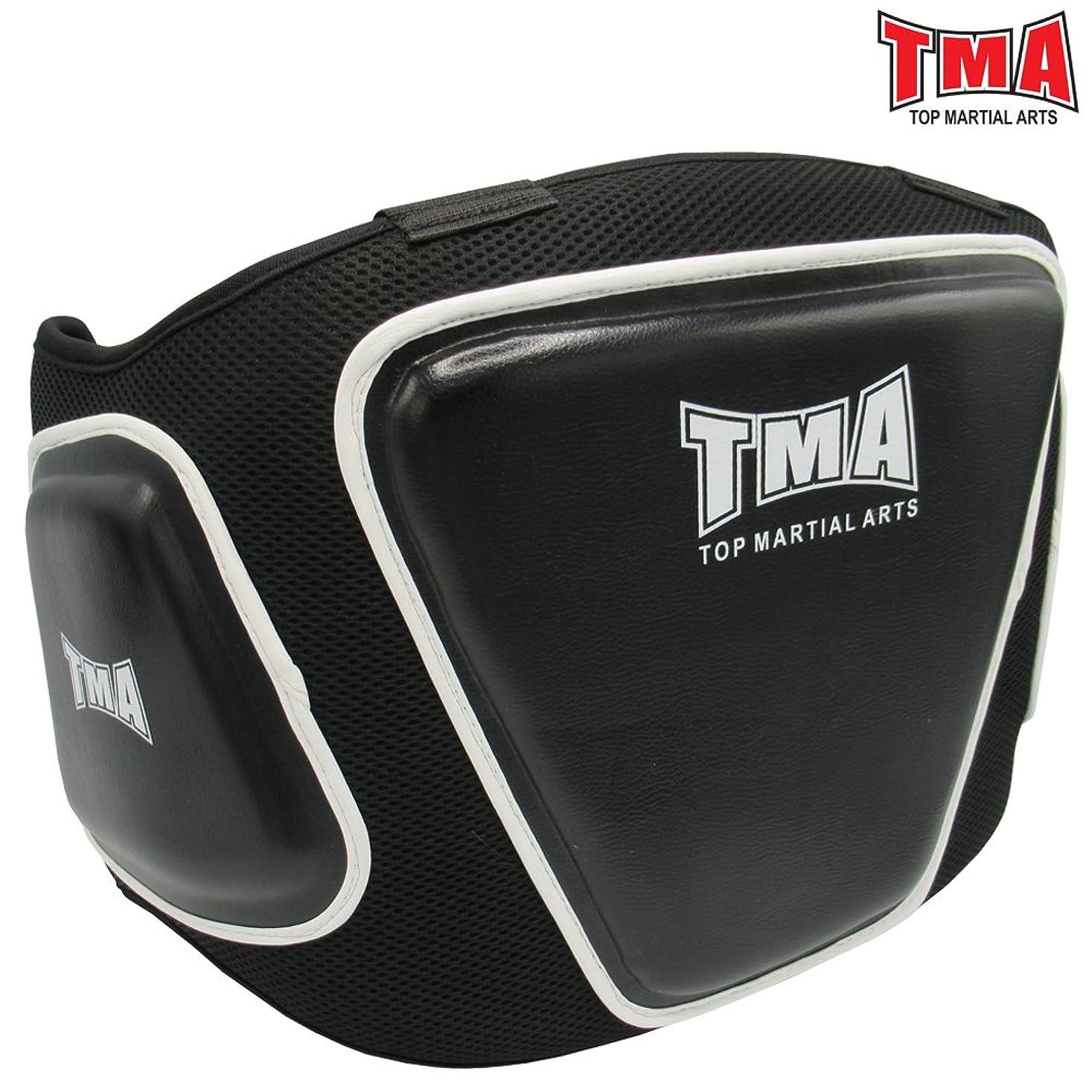 アラブサラボきらめく役員TMA Boxingベリーパッド胸ガードMMAボディプロテクター格闘技テコンドーリブShield Armourトレーニング