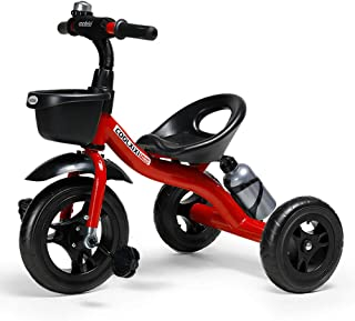 Triciclos Bebes 3 AñOs,Mango Trike Smart Bici para Niños,Neumáticos para Coches y Conducción Silenciosa,18 Meses - 5 Años,hasta 30kg