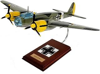 Mastercraft Collection JU-88A-1 Wood Model Aircraft Scale: 1/36