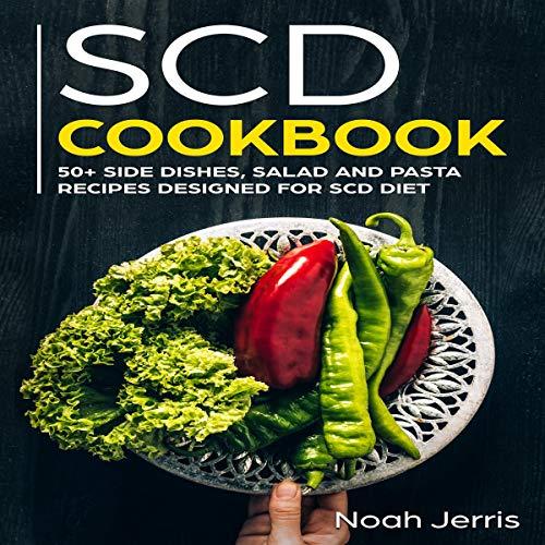 SCD Cookbook audiobook cover art