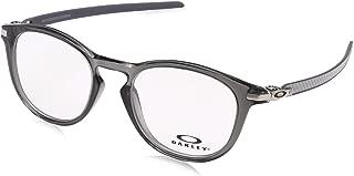 OAKLEY 0OX8149 - 814904 Eyeglasses POLISHED GREY SMOKE 50mm