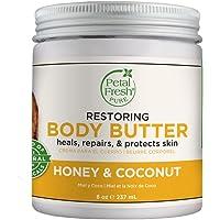 Petal Fresh Pure Restoring Body Butter (Honey & Coconut)
