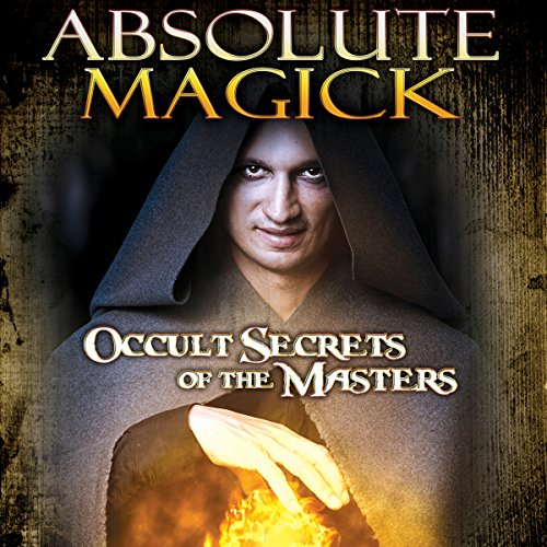 Absolute Magick audiobook cover art
