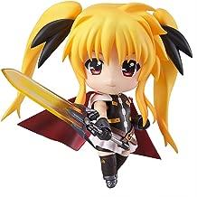 Good Smile Magical Girl Lyrical Nanoha The MOVIE 2nd A's: Fate Testarossa Nendoroid Action Figure Blaze Form Edition