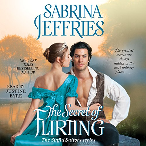 The Secret of Flirting audiobook cover art