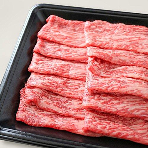 [肉贈] 米沢牛 すき焼き ギフト A5 A4 赤身 モモ 1,200g 1.2kg 敬老の日