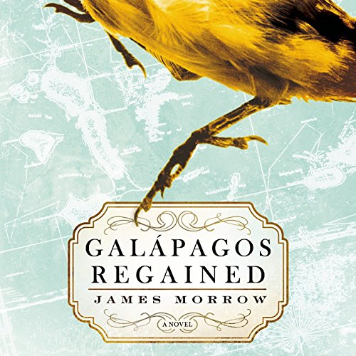 Galapagos Regained audiobook cover art