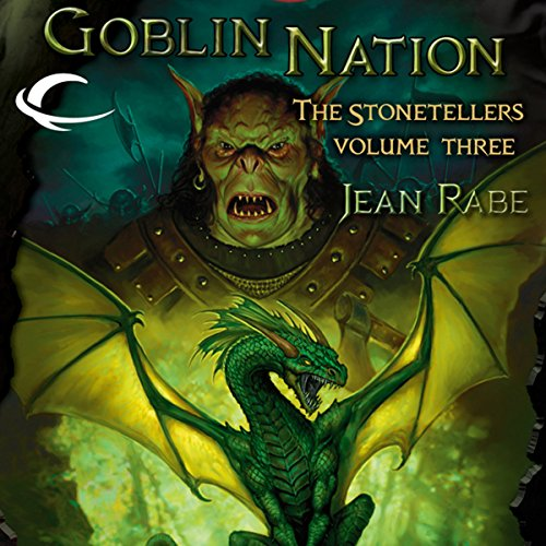 Goblin Nation audiobook cover art