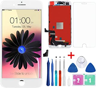 Screen Replacement for iPhone 8 Plus White 5.5
