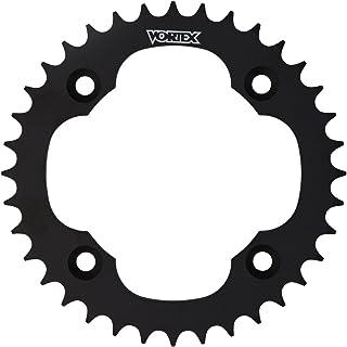 Vortex 610S 38 schwarz 38Z 520 Teilung Stahl Hinterrad Ritzel