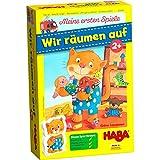Haba 303469 - Meine ersten Spiele, Wir räumen auf Lernspiel