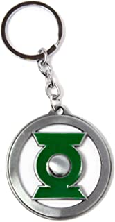 Green Lantern Keyring Keychain Metal Logo Official DC Comics One Size