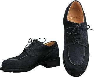 [パラブーツ] シャンボード CHAMBORD Uチップシューズ メンズ靴 ネイビー 紺 オイルドベロア革 chambord-135245 国内正規取扱店
