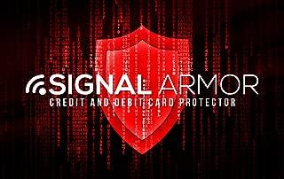 2 pack Signalock Blue Debit /& Credit Card Protector RFID creates a signal vault