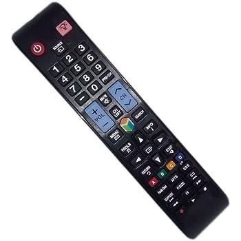 DEHA TV Remote Control for Samsung UE39F5300AK Television