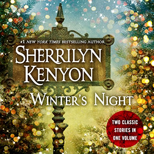 Winter's Night audiobook cover art