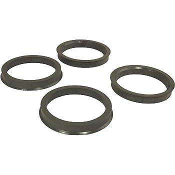 4x Zentrierringe 69,1-66,6 mm für AUDI Zentrierungsringe Alufelgen 69.1-66.6