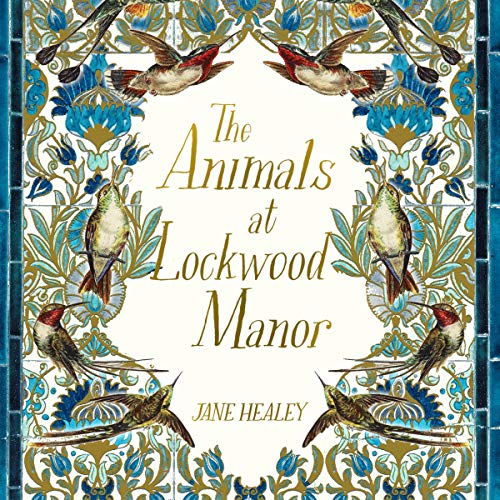 The Animals at Lockwood Manor cover art
