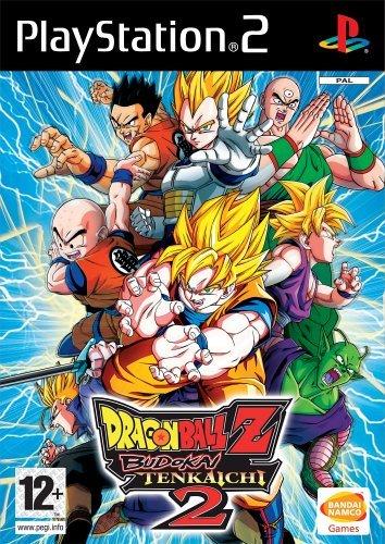 Dragonball Z Budokai Tenkaichi 2 (PS2) by Atari