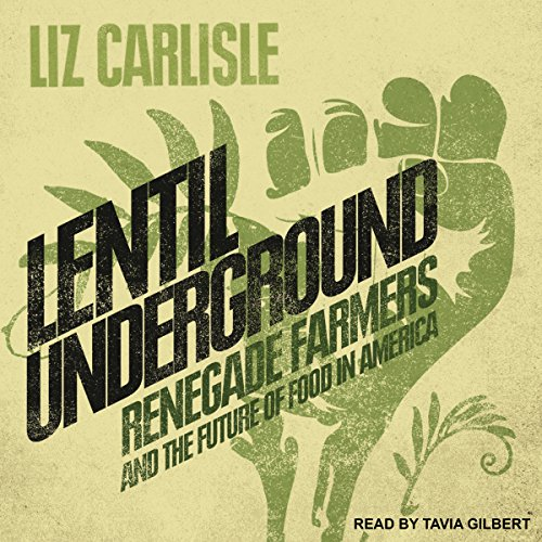 Lentil Underground audiobook cover art