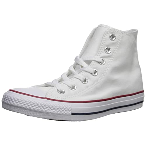 0b7cd601c110 Converse Unisex Chuck Taylor All Star Canvas Hi-Top Trainers