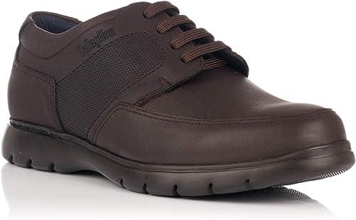 Callaghan , Chaussures de Ville Ville à Lacets pour Homme Marron  à vendre en ligne