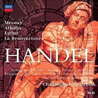 Handel: Messiah / Athalia / Esther / La Resurrezione (2005-10-11)
