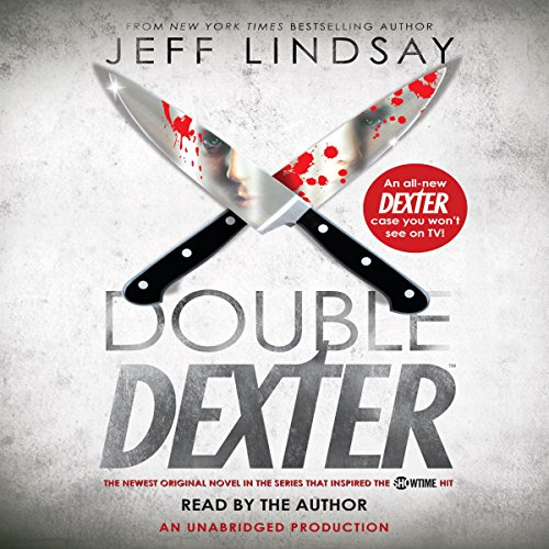 Double Dexter audiobook cover art