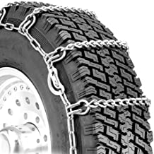Security Chain Company QG2219CAM Quik Grip Light Truck CAM LSH Tire Traction Chain - Set of 2
