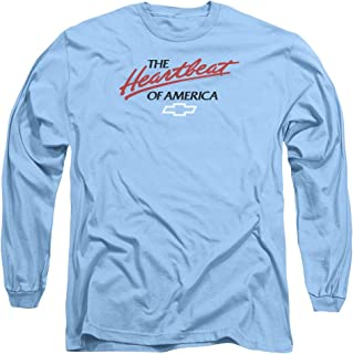 chevy heartbeat of america t shirts