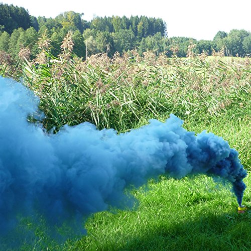 MR. Smoke Rauchpatrone/Smoke 2 Blau