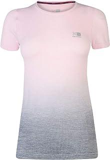 Karrimor ドライ ストレッチ DRXテクノロジー仕様 カリマー レディース Xラピッド Tシャツ 登山 アウトドア ウォーキング Karrimor Womens X Rapid T Shirt Ladies