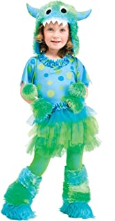 Fun World Costumes Baby Girl's Monster Miss Toddler Costume