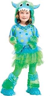 Costumes Baby Girl's Monster Miss Toddler Costume