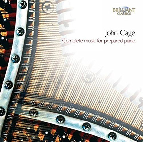 Cage: Complete Music for Prepared Piano