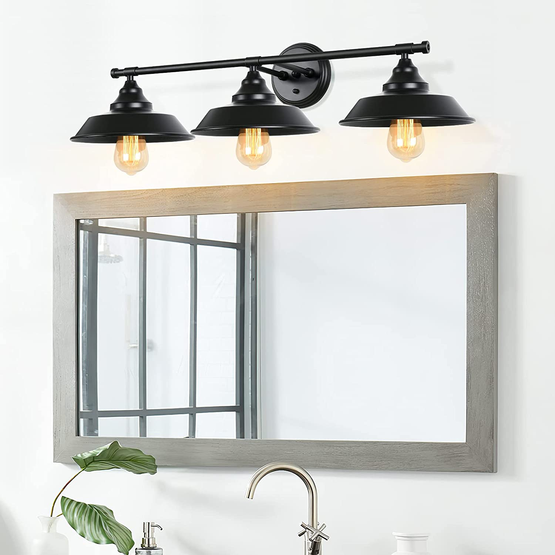 GoYeel Farmhouse Bathroom Lighting Over Mirror,Van Max 43% Genuine Free Shipping OFF fixtures