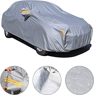 Sponsored Ad - Special Car Cover for Genesis Coupe 2010-2016 All Weather Water/Snow/Dust/Scratch Resistant UV Protection O...