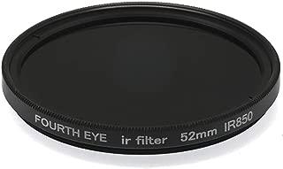 Fourtheye 52mm 850nm IR Infrared Filter for Nikon 1 Nikkor VR 6.7-13mm f//3.5-5.6