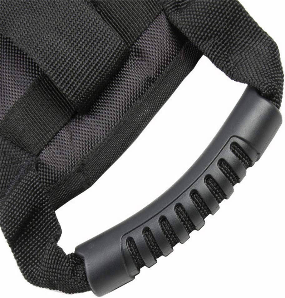 1 pz Cinture di sicurezza del passeggero del motociclo Maniglia di sicurezza universale regolabile per impugnatura del sedile posteriore della bicicletta