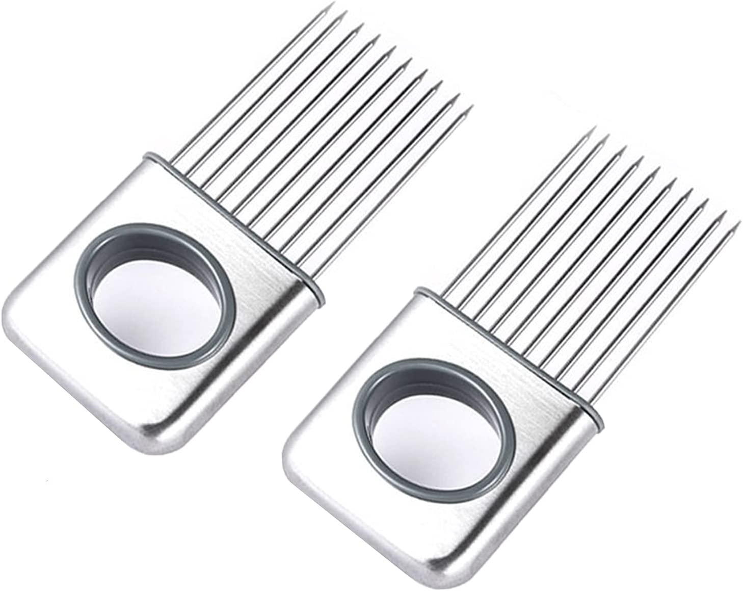 2PCS Assistant Food Slicers Animer and price revision Stainless Steel Chopper Vegetable shop G
